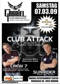 Club Attack@Gabriel Entertainment Center