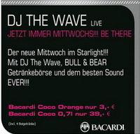 Dj The Wave@Starlight