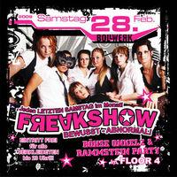 Freakshow@Bollwerk