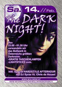 The Dark Night!@Bollwerk