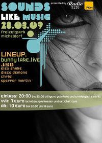 !!ABGESAGT!! Sounds Like Music@Freizeitpark Micheldorf