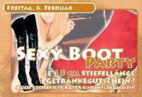 Sexy Boot Party