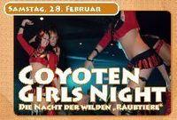 Coyoten Girls Night