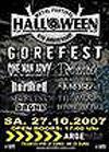 Halloween Metal Festival