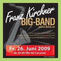 Franz Kirchner BIG BAND@Coconut