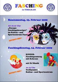 Dacapo- Faschingsheuriger@Kultur- und Sportzentrum