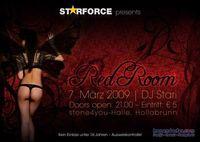Red Room@Stone 4 You Halle (ehem. Vogelpumpenhalle)
