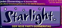 Starlight - Die Partynacht am Donnerstag@CLUB Delphin