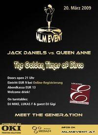 Jack Daniels vs. Queen Anne