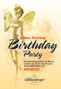 Birthday Party@Almrausch