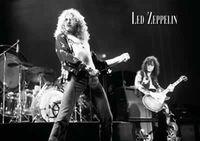 Led Zeppelin: Robert Plant, Jimmy Page, John Paul Jones, John Bonham
