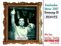 Afterhour: Hits & Party by DJ Roots@Emotionbar Nord
