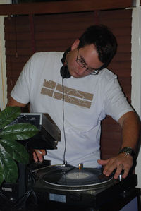 On Decks: Dj casa_grande/sz.ooe@G&D music club