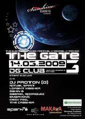 The Gate 3@Dorian Gray Club