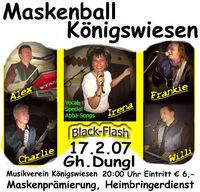 Maskenball@Gasthaus Dungl