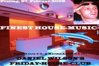 Daniel Wilson's Friday-House-Club@CLUB Delphin