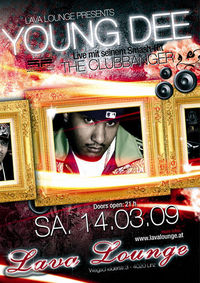 """Young Dee live """"The Clubbanger"""""""