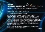 EME Timewarp Express@Mainmarkthalle Mannhei