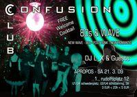 Confusion Club@Apropos