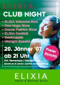 Elixia Clubnight