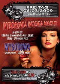 Wyborowa Wodka Nacht