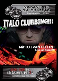 Italo Clubbing!!