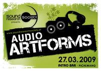 Audio Artforms - 2nd edition@Retrobar