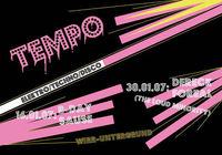 Tempo!@Club Wirr