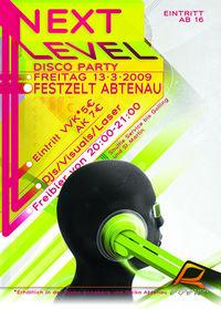Next Level Discoparty@Festzelt Abtenau