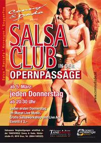 Salsa Club@Opernpassage