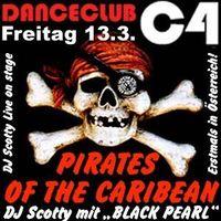 Pirates of the Carribean – DJ Scotty