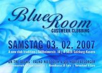 Heineken Blue Room