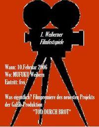 Weiberner Filmfestspiele@MUFUKU Weibern