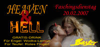 Heaven and Hell@Baster