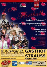 1 OÖ Flirtball@Gasthauf Strauss