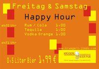 Happy Hour@Bierpub Krügerl