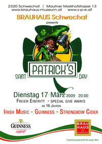 Saint Patricks Day@Brauhaus Museum