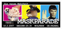 Maskparade 2007@Gasthaus Faderl