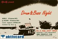 Drumandbass night@KULT