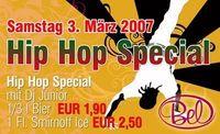 Hip Hop Special@Disco Bel
