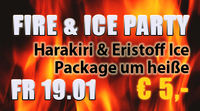 Fire & Ice Party