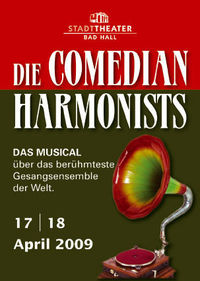 Comedian Harmonists@Stadttheater Bad Hall