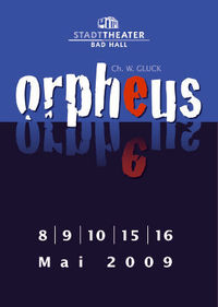 Orpheus und Eurydice@Stadttheater Bad Hall