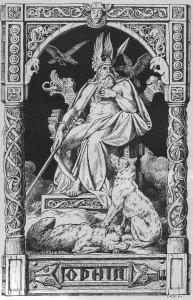 Gruppenavatar von † Meine Götter nennt man Thor und Odin †