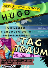 TagTraum pres. HUGO live (IT)@Red Rooster