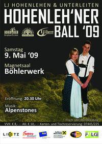 Gruppenavatar von Hohenlehner & Unterleiten  Ball 09