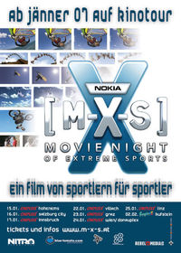 Movie Night of Extreme Sports@Cineplexx City