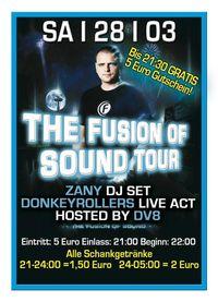 The Fusion of Sound Tour@Excalibur