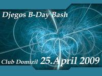 Djego´s B-Day Bash@Domizil (Mazda Rainer)