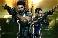 Gruppenavatar von Resident Evil 5 das geilste Spiel 2009